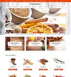 Food & Drink OpenCart  Template 50115