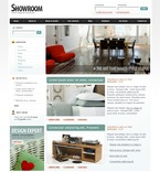 Furniture PSD  Template 50171