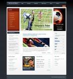 Sport PSD  Template 50179