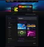 Web design PSD  Template 50193