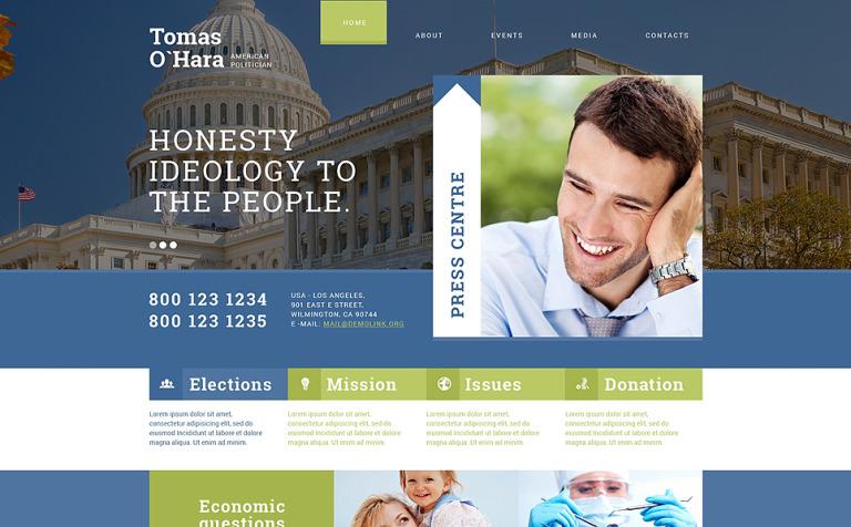 11 Best Flat Design Website Templates