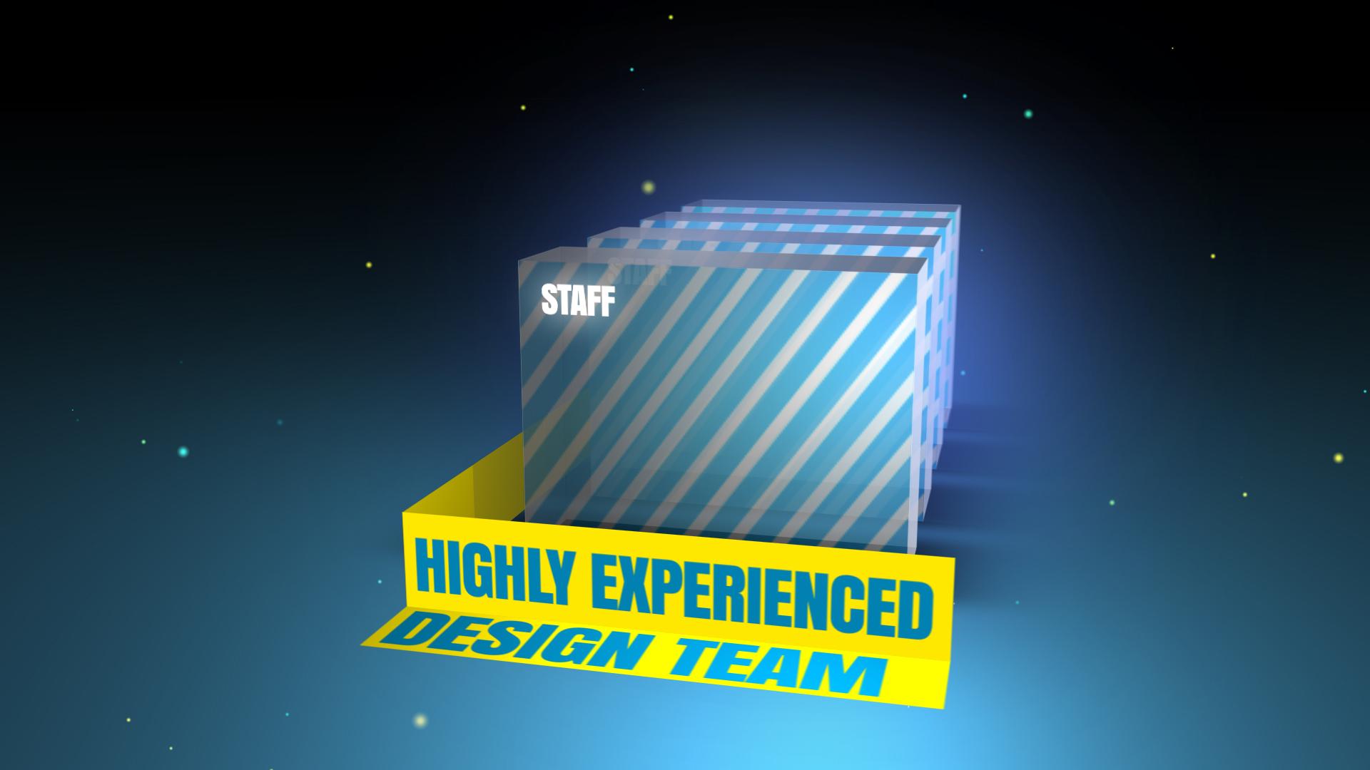 商业与服务After Effects 屏保 #50103