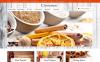 Template OpenCart  Flexível para Sites de Loja de especiarias №50115 New Screenshots BIG