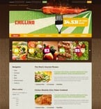 Food & Drink PSD  Template 50215