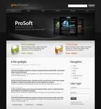 Software PSD  Template 50221