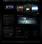 Web design PSD  Template 50223
