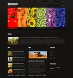 Agriculture PSD  Template 50234