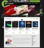 Web design PSD  Template 50245