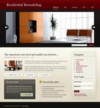 Furniture PSD  Template 50252