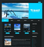 Travel PSD  Template 50260