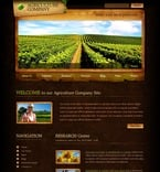 Agriculture PSD  Template 50263