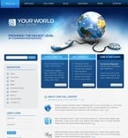 Communications PSD  Template 50282