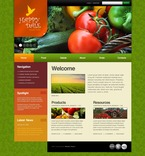 Agriculture PSD  Template 50283