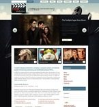 Entertainment PSD  Template 50293