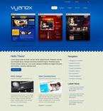 Web design PSD  Template 50309