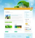 Charity PSD  Template 50316