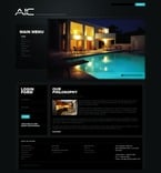 Architecture PSD  Template 50321
