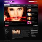 Beauty PSD  Template 50322