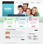 Medical PSD  Template 50332