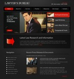 Law PSD  Template 50337