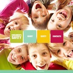 Charity PSD  Template 50358