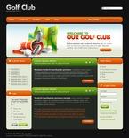 Sport PSD  Template 50397
