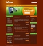 Software PSD  Template 50398