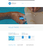 Website  Template 50437