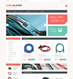 Electronics WooCommerce Template 50439