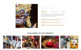 Hinduism - Bautiful Religious Organisation Multipage HTML Website Template