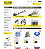 Electronics PrestaShop Template 50470