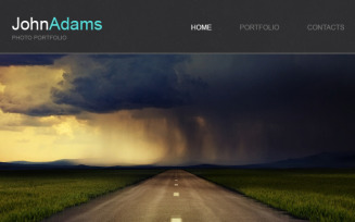 Art & Photography Newsletter Template