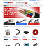 Electronics OpenCart  Template 50479