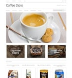 Cafe & Restaurant Magento Template 50483