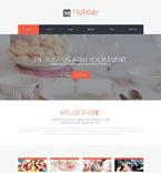 Entertainment WordPress Template 50491