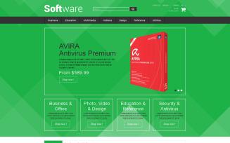 Software Store PrestaShop Theme