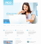 Software WordPress Template 50499