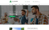 Albert Crawford - University Modern Multipage HTML Website Template