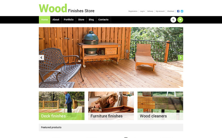 14 Popular Furniture WooCommerce Templates & Themes