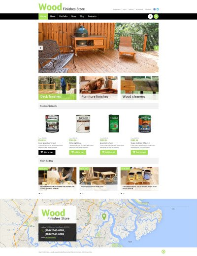 Best Wood Finishes Store