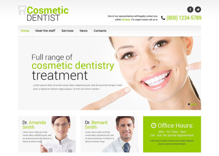 Dentistry Responsive