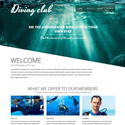 Best WordPress Scuba Travel Themes