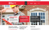 Plantilla Web para Sitio de Hipoteca New Screenshots BIG