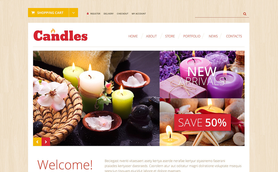 Responsive Hediye  Woocommerce Teması New Screenshots BIG