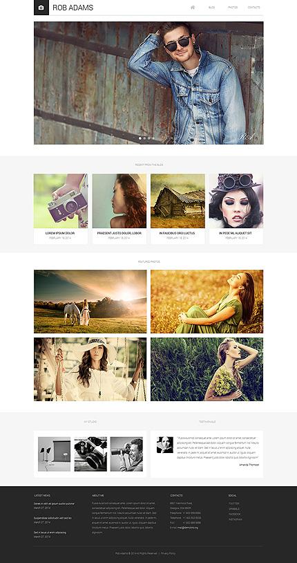 Drupal Template 50508 Main Page Screenshot