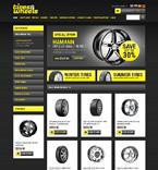 Cars osCommerce  Template 50513