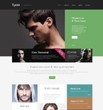 Beauty Website  Template 50517