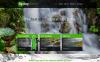 Responsivt Hemsidemall för vatten New Screenshots BIG