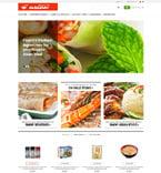 Food & Drink PrestaShop Template 50523