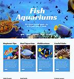 Animals & Pets WordPress Template 50525